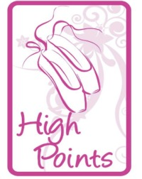 High Points Logo