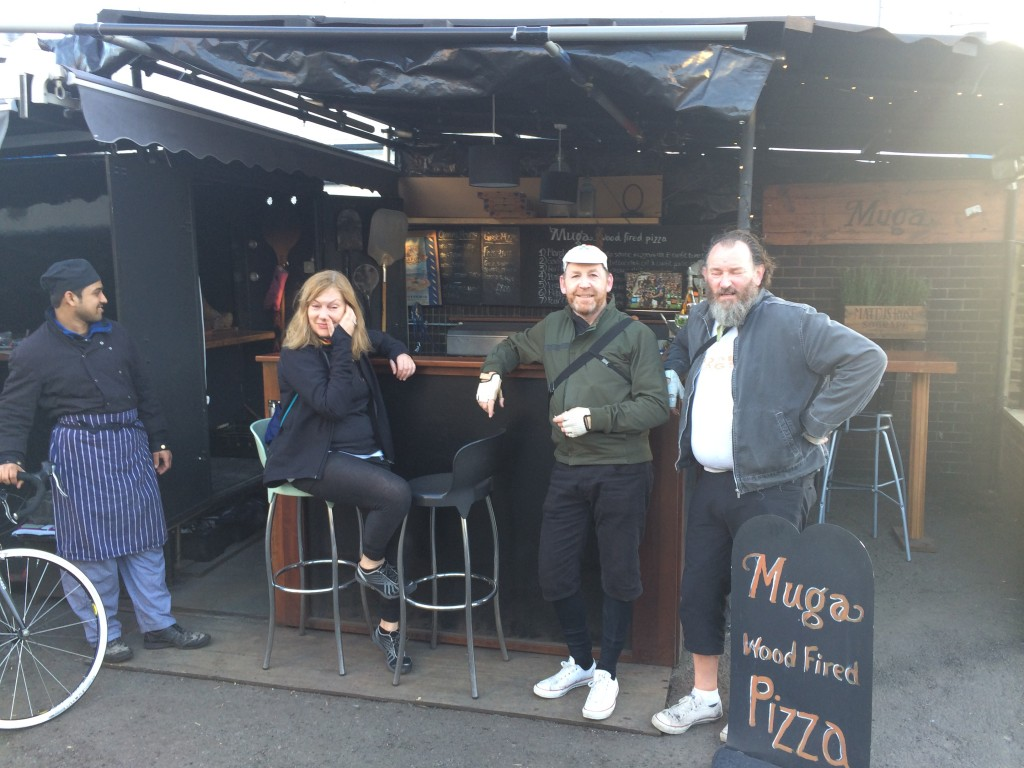 Muga Pizza, Leytonstone