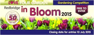 Redbridge in bloom 2015